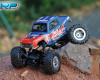 Automodello LRP Rock Crawler 4WD 1:16 RTR Bracing modellismo
