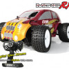 Monster truck RC a scoppio CEN MG16 1:16 RTR con radio km.0 #8552 modellismo
