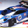 Rally Game a scoppio Rossi Red Vision 1:8 4WD RTR km.0 modellismo