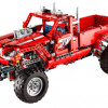 La prova del Custom Pick-Up Lego Technic