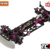 Automodello HPI HB TCXX 4WD 1:10 Touring Car Kit 68299 km.0 modellismo