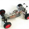 Buggy RC Elettrico Vintage Tag Models JET 4WD 1:10 Km.0 005.000/4 modellismo