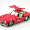 Bburago Mercedes Benz 300 SL 1/24 Die-Cast Made in Italy modellismo statico