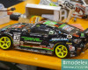 King of RC Nations Italy Series drift a Model Expo Italy 2016
