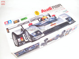 Tamiya F103LM Audi R8R Assortimento Ricambi Vintage Spare Parts 58247 modellismo