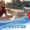Live Stream con Yuneec Breeze 4K