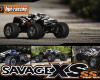 Monster Truck RC elettrico HPI Savage XS ss 1:10 4WD #107820 modellismo