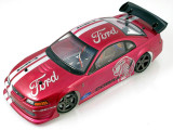 HPI Micro RS4 Ford Mustang con kit EZRUN Brushless modellismo