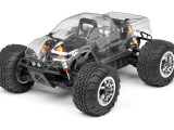 Monster Truck elettrico HPI Savage XS ss 4WD kit 107820 modellismo