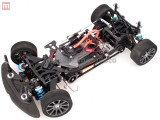 Team Magic G4+ 1/10 Limited Edition Gas Touring Assemblata 502085 modellismo