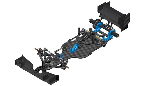 Velox F1 Formula pancar – Team Shepherd