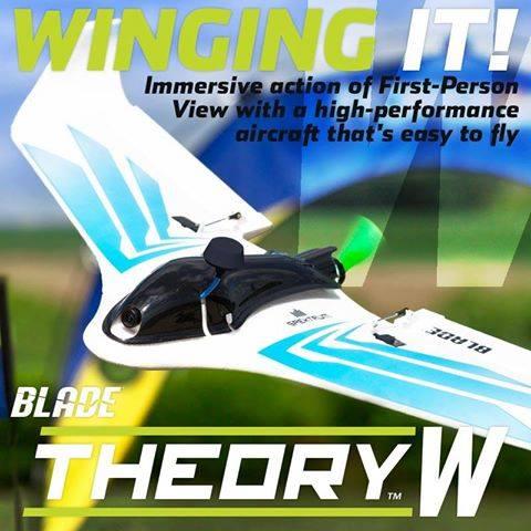 FPV Blade Theory Horizon Hobby modellismo